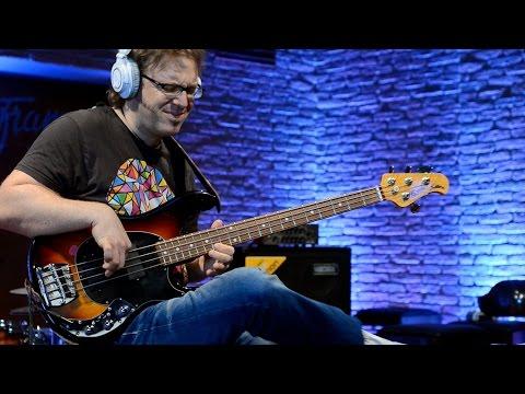 LARS LEHMANN BASS SOLO - Warwick Bass Camp 2014 | BassTheWorld.com