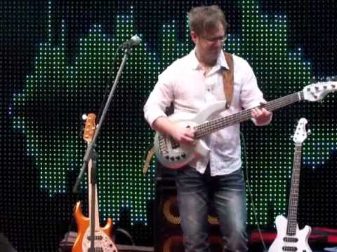 "Lars Lehmann plays ""Get The Funk Out Ma Way"""
