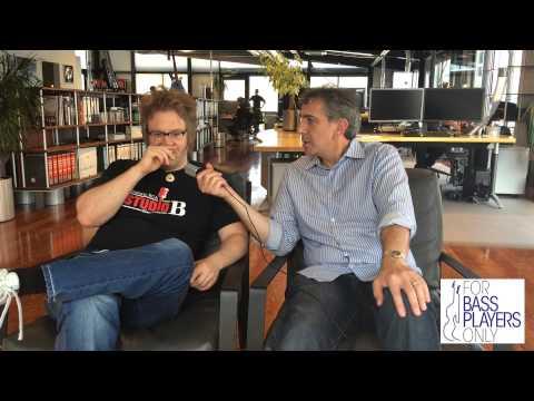 Interview With German Bass Player Lars Lehmann